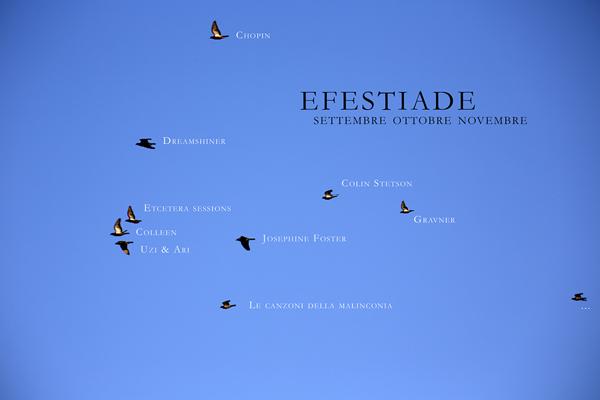 volo di gruppo efest.600